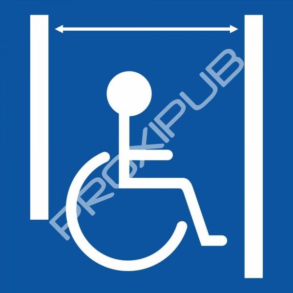 largeur porte fauteuil roulant signal tique proxipub. Black Bedroom Furniture Sets. Home Design Ideas